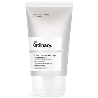 The Ordinary Vitamin C Suspension 23% + HA Spheres 2% | Vitamina C The Ordinary