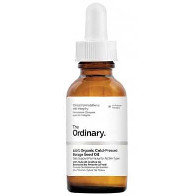 Organic Cold Pressed Borage Seed Oil | Aceite Orgánico de Semilla de Borraja The Ordinary