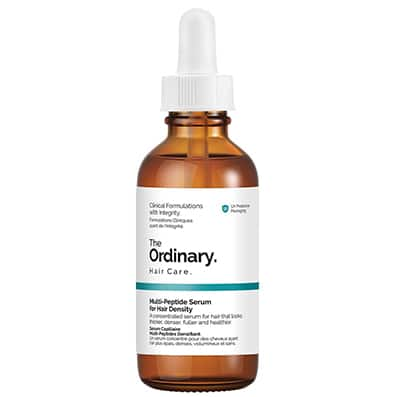 Multi-Peptide Serum for Hair Density | Tratamiento Redensificante The Ordinary