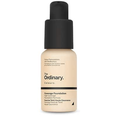 Base de maquillaje Coverage Foundation COLOR 1.1 N The Ordinary