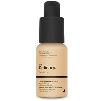 Base de maquillaje Coverage Foundation COLOR 2.1 P The Ordinary